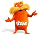 The Lorax - German Movie Poster (xs thumbnail)