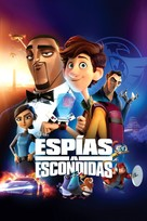 Spies in Disguise - Argentinian Movie Cover (xs thumbnail)