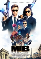 Men in Black: International - Spanish Movie Poster (xs thumbnail)
