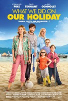 What We Did on Our Holiday - Movie Poster (xs thumbnail)