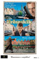 In Bruges - Hungarian Movie Poster (xs thumbnail)