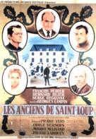 Les anciens de Saint-Loup - French Movie Poster (xs thumbnail)