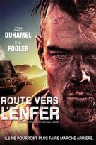 Scenic Route - French DVD movie cover (xs thumbnail)