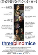 Three Blind Mice - Canadian Movie Poster (xs thumbnail)