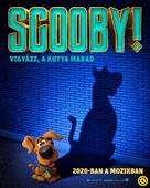 Scoob - Hungarian Movie Poster (xs thumbnail)