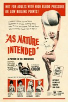 Naked as Nature Intended - Movie Poster (xs thumbnail)