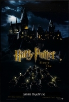 Harry Potter and the Sorcerer's Stone - Turkish Movie Poster (xs thumbnail)
