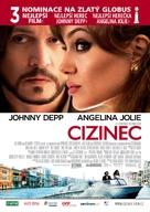 The Tourist - Czech Movie Poster (xs thumbnail)