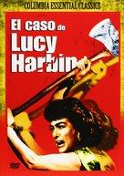 Strait-Jacket - Spanish Movie Cover (xs thumbnail)