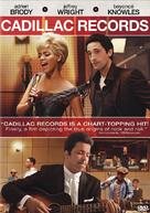 Cadillac Records - DVD movie cover (xs thumbnail)