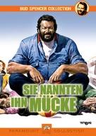 Lo Chiamavano Bulldozer - German DVD cover (xs thumbnail)