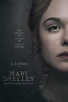 Mary Shelley - Canadian Movie Cover (xs thumbnail)