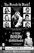 A Very Brady Christmas - poster (xs thumbnail)