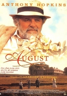 August - Spanish Movie Poster (xs thumbnail)