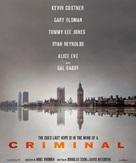 Criminal - Movie Poster (xs thumbnail)