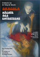 Scars of Dracula - German Movie Poster (xs thumbnail)