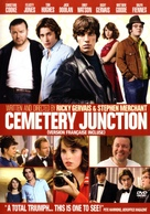 Cemetery Junction - Canadian DVD cover (xs thumbnail)