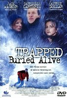 Trapped: Buried Alive - Swedish Movie Cover (xs thumbnail)