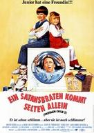 Problem Child 2 - German Movie Poster (xs thumbnail)