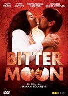 Bitter Moon - German DVD cover (xs thumbnail)