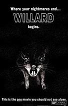 Willard - Movie Poster (xs thumbnail)