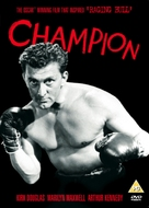 Champion - British DVD movie cover (xs thumbnail)
