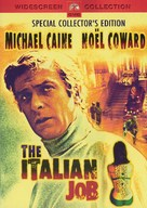 The Italian Job - Movie Cover (xs thumbnail)