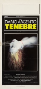 Tenebre - Italian Movie Poster (xs thumbnail)