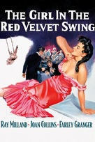 The Girl in the Red Velvet Swing - Movie Cover (xs thumbnail)