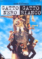 Crna macka, beli macor - Italian Movie Poster (xs thumbnail)