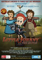 Little Johnny the Movie - Australian Movie Poster (xs thumbnail)