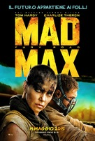 Mad Max: Fury Road - Italian Movie Poster (xs thumbnail)