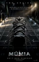 The Mummy - Brazilian Movie Poster (xs thumbnail)