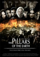 """The Pillars of the Earth"" - Concept movie poster (xs thumbnail)"