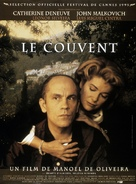 O Convento - French Movie Poster (xs thumbnail)
