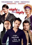 Nigdy nie mów nigdy - Polish Movie Cover (xs thumbnail)