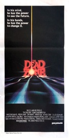 The Dead Zone - Australian Movie Poster (xs thumbnail)