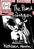 The Punk Singer - DVD cover (xs thumbnail)