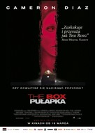The Box - Polish Movie Poster (xs thumbnail)