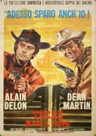 Texas Across the River - Italian Movie Poster (xs thumbnail)