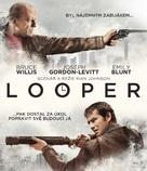 Looper - Czech Blu-Ray movie cover (xs thumbnail)