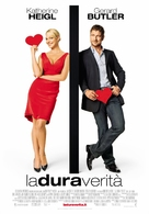The Ugly Truth - Italian Movie Poster (xs thumbnail)