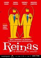 Reinas - Italian Movie Poster (xs thumbnail)