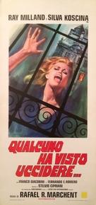 Par de zapatos del '32, Un - Italian Movie Poster (xs thumbnail)