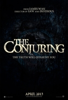 The Conjuring - Movie Poster (xs thumbnail)
