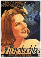 Ninotchka - German Movie Poster (xs thumbnail)