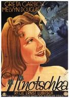 Ninotchka - German Movie Poster (xs thumbnail)