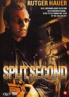 Split Second - Danish DVD cover (xs thumbnail)