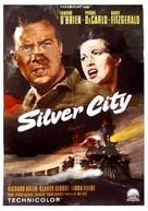 Silver City - German Movie Poster (xs thumbnail)