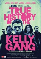 True History of the Kelly Gang - Australian Movie Poster (xs thumbnail)